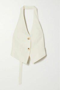 Totême - Biella Oversized Knitted Sweater - Cream