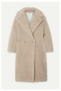 Max Mara - Teddy Bear Alpaca-blend Coat - Taupe
