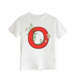 PHOEBE GRACE - Blue Poppy Plain Jane Skirt