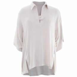 McVERDI - Round Cutted Skirt With Print