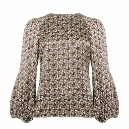 PHOEBE GRACE - Basket Weave Georgie Top