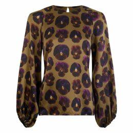 PHOEBE GRACE - Giant Pansy Georgie Top