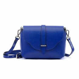 Hiva Atelier - Harmonia Leather Bag Parliament Blue