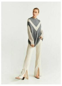 Bow flecked sweater