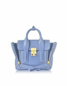 3.1 Phillip Lim Designer Handbags, Chambray Pashli Mini Satchel Bag