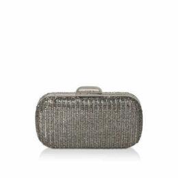 Carvela Gem2 - Metallic Embellished Clutch Bag
