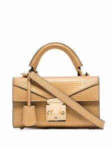 Stalvey mini Top Handle 2.0 bag - Neutrals