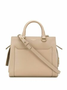 Saint Laurent baby East Side tote - Neutrals