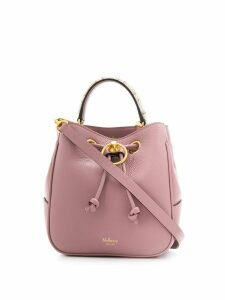 Mulberry small Hampstead bucket bag - Pink