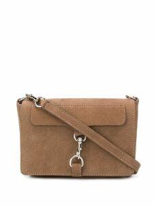 Rebecca Minkoff Mab cross body bag - Brown