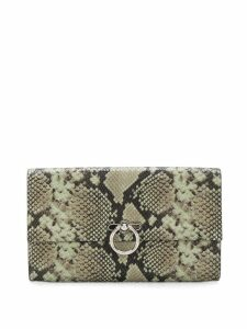 Rebecca Minkoff Jean clutch bag - Green