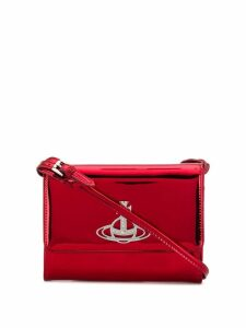 Vivienne Westwood cross body bag - Red