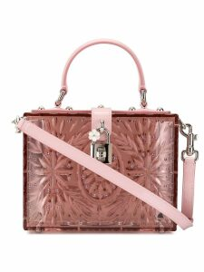 Dolce & Gabbana Cinderella Dolce Box tote bag - Pink