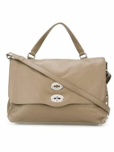 Zanellato medium 'Postina' satchel - Neutrals