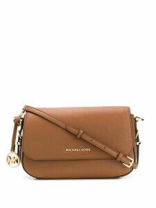 Michael Michael Kors Bedford Legacy large crossbody bag - Brown