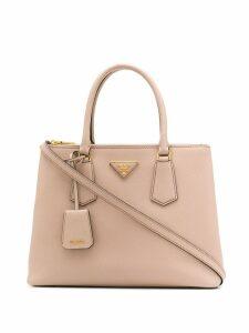 Prada Galleria Saffiano tote bag - Neutrals