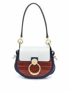 Chloé Tess small cross-body bag - Blue