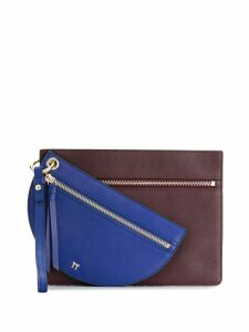 Tila March Annabelle clutch - Blue