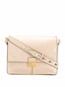 Fendi large Kan U shoulder bag - Neutrals