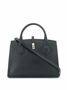 Vivienne Westwood structured tote bag - Black