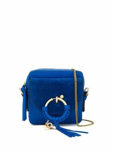 See By Chloé small Joan shoulder bag - Blue