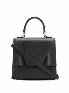 MSGM Size M mini tote - Black