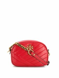 Tory Burch Kira small leather crossbody - Red