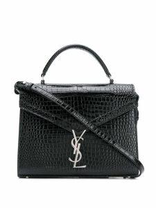 Saint Laurent Cassandra medium top handle tote - Black