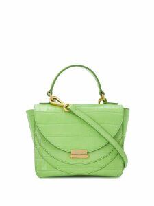 Wandler Luna mini tote bag - Green
