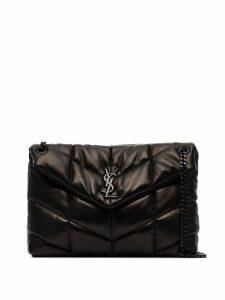 Saint Laurent medium Loulou shoulder bag - Black