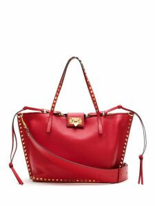 Valentino VALENTINO SW2B0E72KYK JU5 Furs & Skins->Leather - Red