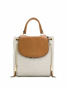 Michael Michael Kors Viv two-way backpack - Neutrals