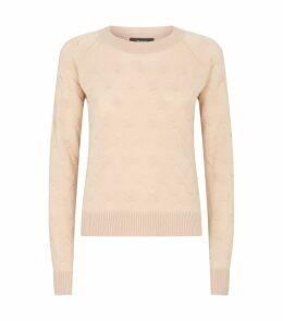 Cashmere Textured Sweater