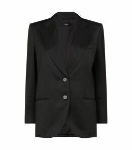 Straight-Fit Blazer