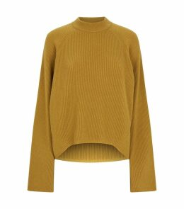 Kleio Cashmere High-Neck Sweater