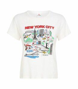 New York City Print T-Shirt