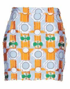 DONDUP SKIRTS Mini skirts Women on YOOX.COM