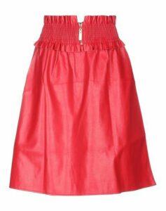 RELISH SKIRTS Knee length skirts Women on YOOX.COM