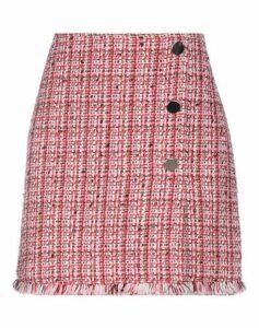 I BLUES SKIRTS Knee length skirts Women on YOOX.COM