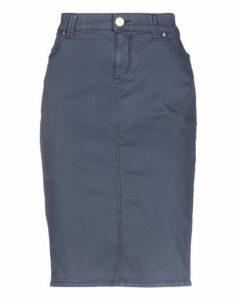 MARANI JEANS SKIRTS Knee length skirts Women on YOOX.COM