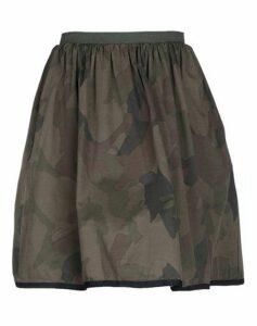 HISTORY REPEATS SKIRTS Knee length skirts Women on YOOX.COM