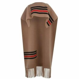 Burberry Stripe Cape