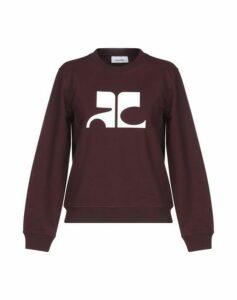 COURRÈGES TOPWEAR Sweatshirts Women on YOOX.COM