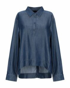 AVANTGAR DENIM by EUROPEAN CULTURE SHIRTS Blouses Women on YOOX.COM