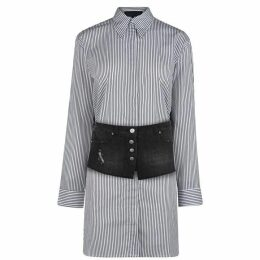 Kendall and Kylie Shirt Dress Ladies