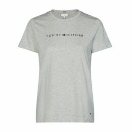 Crew-Neck Short-Sleeved T-Shirt