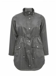 Grey Lightweight Jacket, Grey