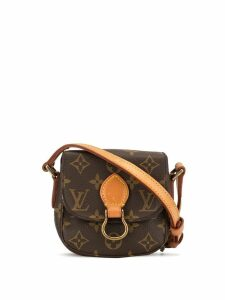 Louis Vuitton Pre-Owned Saint Cloud cross body bag - Brown