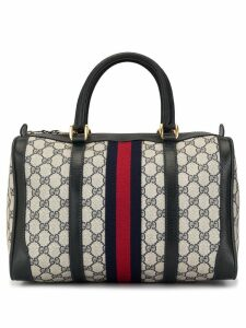 Gucci Pre-Owned GG Supreme Boston bag - Multicolour