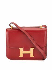 Hermès Pre-Owned Constance shoulder bag - Red